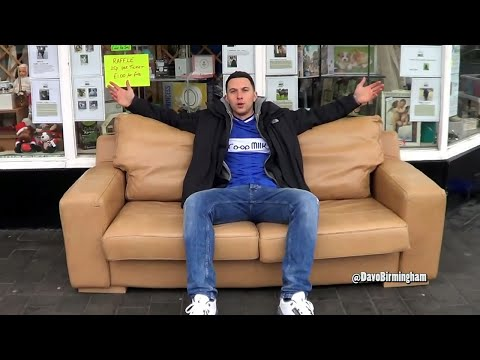 Davo's Diary: Blackpool away (6/12/14)