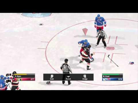 Fighting NHL 15 Xbox One