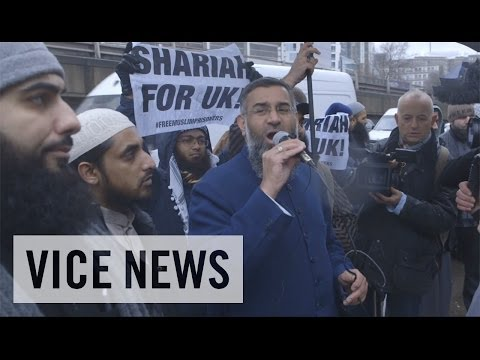 London's Holy Turf War