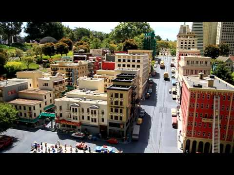 201104 - San Diego Trip Legoland Miniature Land