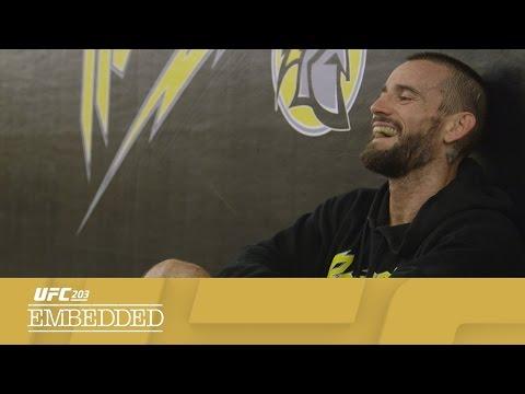 UFC 203 Embedded: Vlog Series - Episode 1