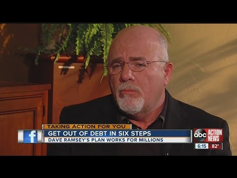 Dave Ramsey explains why his get out of debt plan has worked for millions