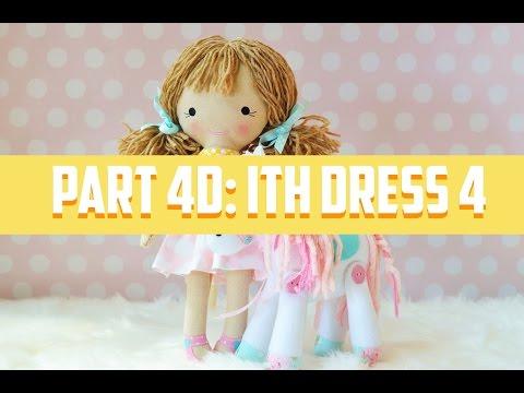 ITH Doll Tutorial PART 4D-Twirl Dress
