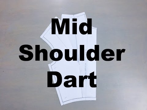 Lesson 3- Mid-Shoulder Dart