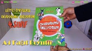 Download Eğitici Öykülerle Okuduğumu Anlıyorum 4.SINIF - Mehmet BAĞMANCI - kitapsev Video
