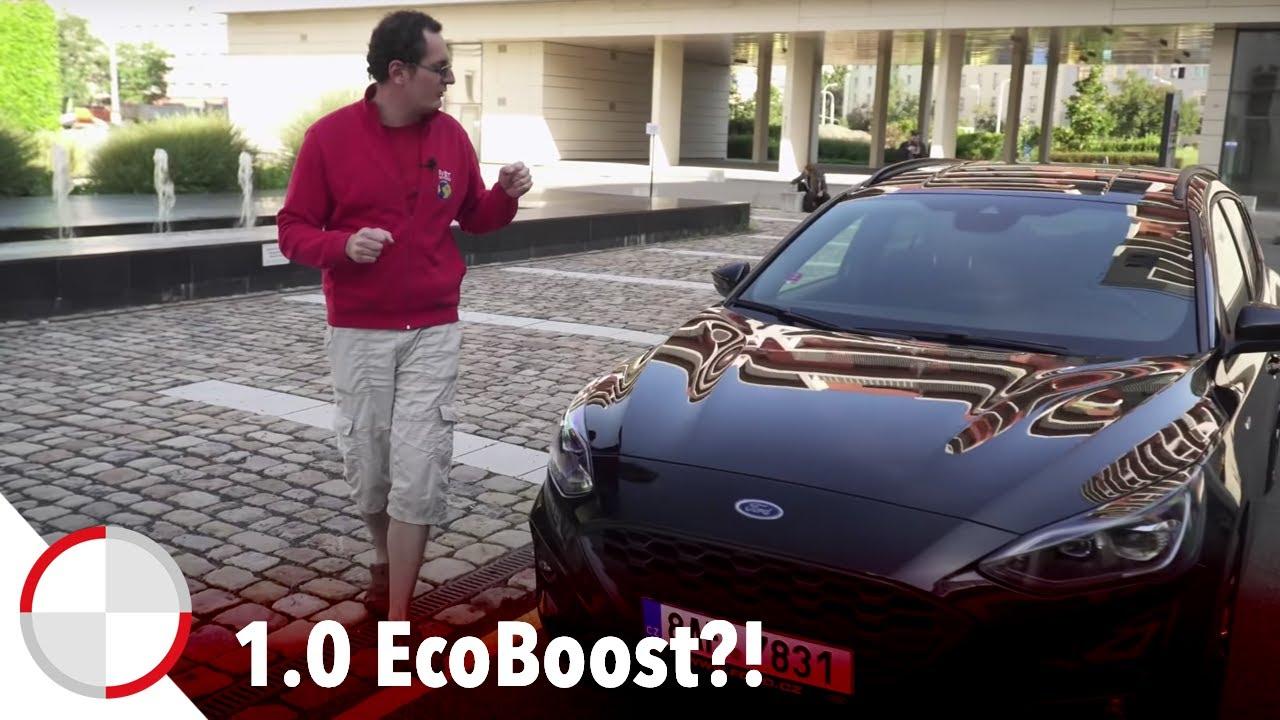 Martin Vaculík proklepnul 1.0 EcoBoost mHEV. Jsou tříválce zlo?