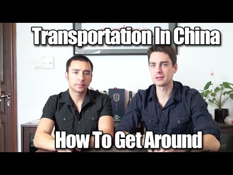 Transportation In China - How To Get Around