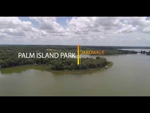 New 420' Boardwalk - Palm Island Park, Mt Dora, FL