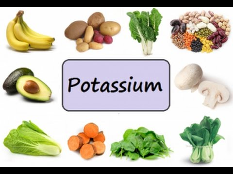 WHAT POTASSIUM DOES TO YOUR BODY ! Health Benefits from Potassium Rich Diet