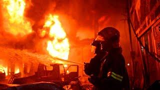 Bangladesh fire destroys 15,000 homes