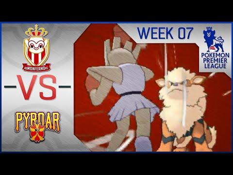 PPL D1S3: A.S Monferno (1-5) Vs Pittsburgh Pyroar (3-3)