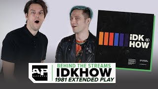 Download IDKHOW On ″1981 Extended Play″ Being the 'Opposite to a love letter to Los Angeles...' Video