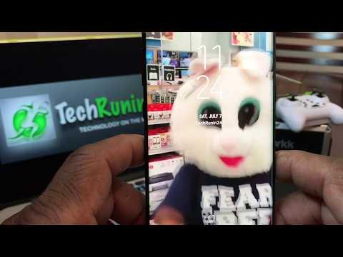 Samsung Galaxy: How To Create A  Video Lock Screen!