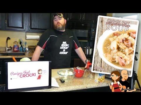 Cookin' Cris' Dishes: Crock Pot Sausage & Cabbage Soup