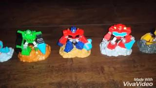Beam box / Rescue bots