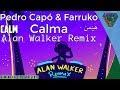 Pedro Capó & Farruko - Calma (Alan Walker Remix) (Spanish/English/Kurdish Lyrics)