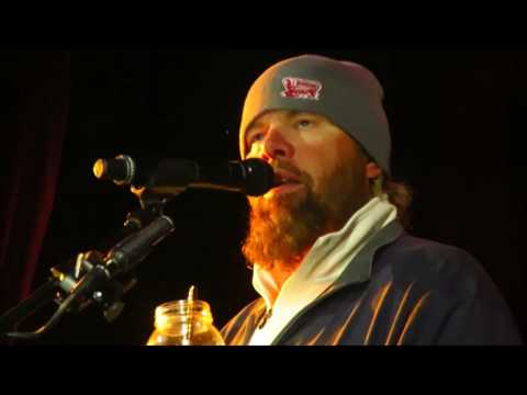 Toby Keith performs at Toby Keith's Bar & Grill in Las Vegas 12-10-16