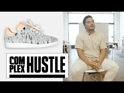 'No.One' Creator Shares How To Start Your Own Sneaker Brand