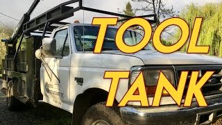 Ultimate Work Truck: The Tool Tank