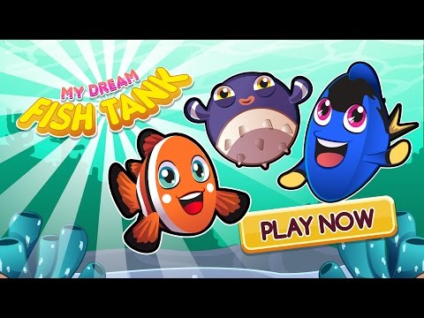 My Dream Fish Tank - Aquarium Game for Android and iPhone