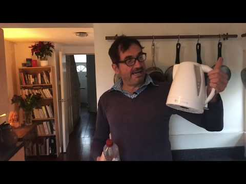 Best way to  Descale a Kettle with White Vinegar and more
