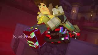 Ninja Ivor Tried To Kill Admin Minecraft Story Mode Season 2