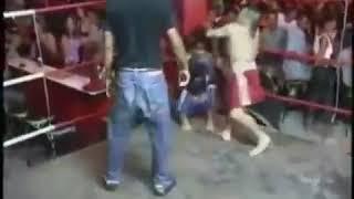 Funny Midgets Kickboxing