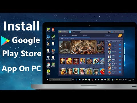 How To Install Google Play Store App on PC / Laptop