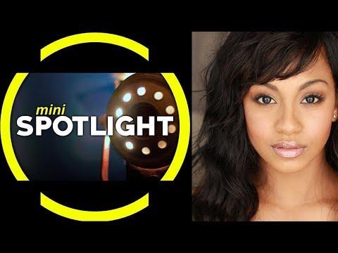 Tetona Jackson Interview | AfterBuzz TV Mini Spotlight