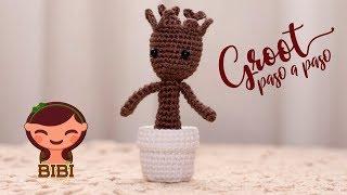 Crochet pattern of Groot | Etsy | 180x320