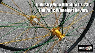 Industry Nine Ultralite Cx 235 Tra 700c Wheelset Review - Suitable For Gravel & Cx!