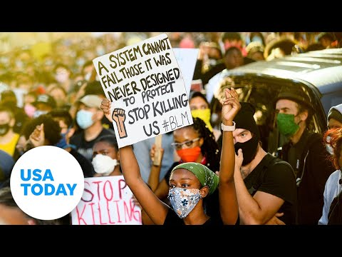 George Floyd protests continue across the country   USA TODAY