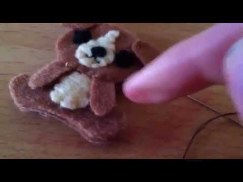 How to Make a Cute Dog/Puppy Plushie