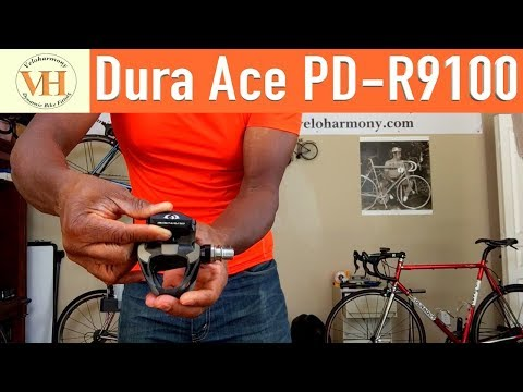 Shimano dura ace 9100 pedals review | +4mm Spindle