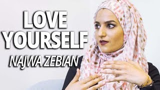 Courageous Vulnerability and Loving Yourself with Najwa Zebian and Lewis Howes