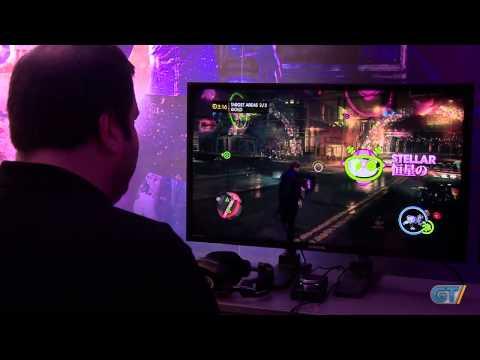 Saints Row IV - E3 2013: Open World Super Powers Walkthrough