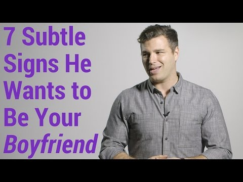 7 Subtle Signs He Wants to Be Your Boyfriend