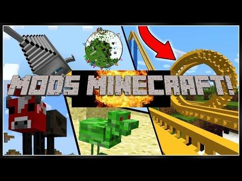 How to get mods in minecraft! mac