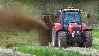 Muck Spreading - from