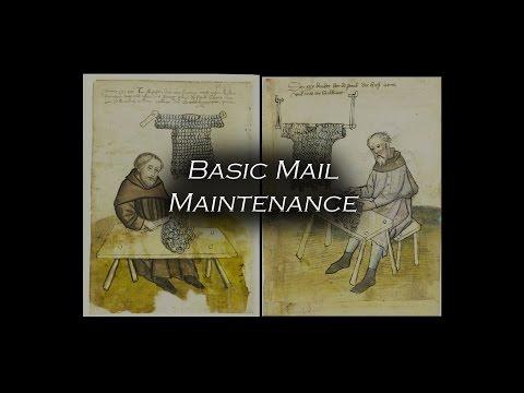 Mail Armor Maintenance