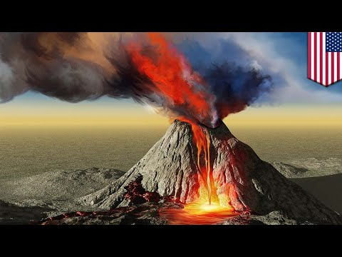 Volcano types: Cinder cone, composite, shield and lava domes explained - TomoNews