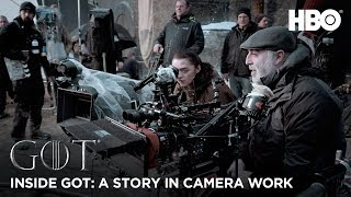 Inside Game of Thrones: A Story in Camera Work – BTS (HBO)