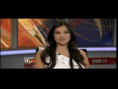 Dr. Sandra Lee Discusses Fixing Neck Creases on KTTV  (06/21/12)