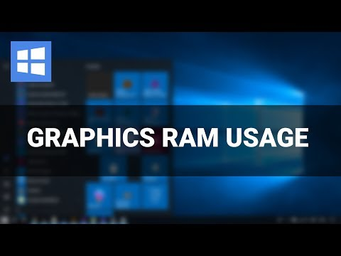 Check How Much Video RAM Your Game or App is Using - Windows 10