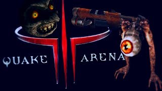 о чем был Quake 3?