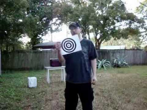 Make your own Archery Target - D.I.Y. - Fast and Cheap