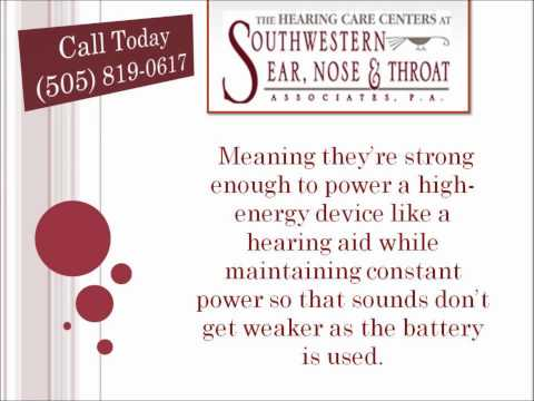 Hearing Aid Batteries | Santa Fe NM