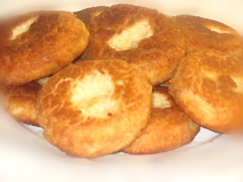 HOW TO MAKE JAMAICAN COCONUT  fried  DUMPLINGS RECIPE 2015