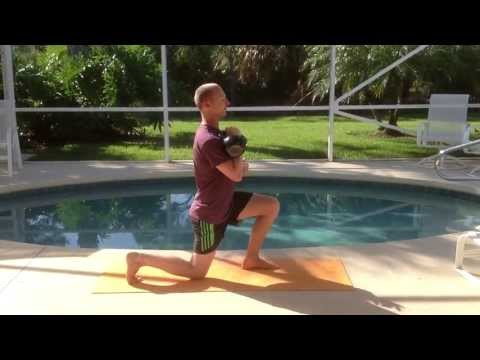 Kettlebell Reverse Lunge: The Compete Exercise Tutorial