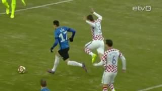 Estonia vs Croatia 3:0 - Eesti vs Horvaatia 3:0